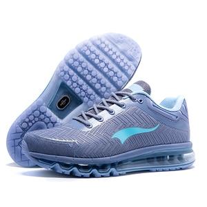 Image 2 - Skórzane buty do biegania ONEMIX dla mężczyzn trendy buty sportowe Outdoor Walking buty sportowe z amortyzacją sport Jogging buty trekkingowe