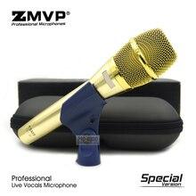 KSM9G ميكروفون ديناميكي سلكي احترافي KSM9 ، إصدار خاص ، ميكروفون يدوي لتسجيل استوديو الكاريوكي