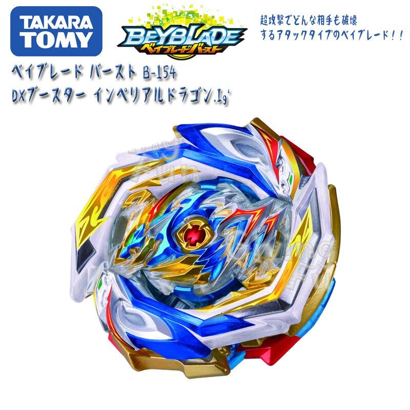 TAKARA Tomy Children Gifts Gyro Beyblade Burst Toy Spinning Metal Fusion GT B 154 Beyblade