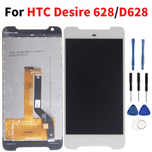 Kwaliteit Lcd Voor HTC Desire 628/D628 Lcd Touch Screen Digitizer Vergadering Mobiele Telefoon Vervanging Voor HTC D628 LCD