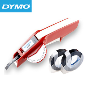 Dymo Manual labeling machine 1610 three-dimensional embossed concave-convex 3D texture with mold machine