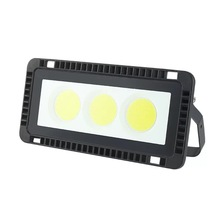 Rectangular LED Flood Light 50W/100W/150W Ultra-thin AC 220V COB Advertising Light IP67 Outdoor Waterproof Spotlight