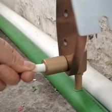 Die-Head Pipe-Welding-Parts Water-Pipe 25mm-Cutter PPR Plastic with Repair-Tool Loopholes