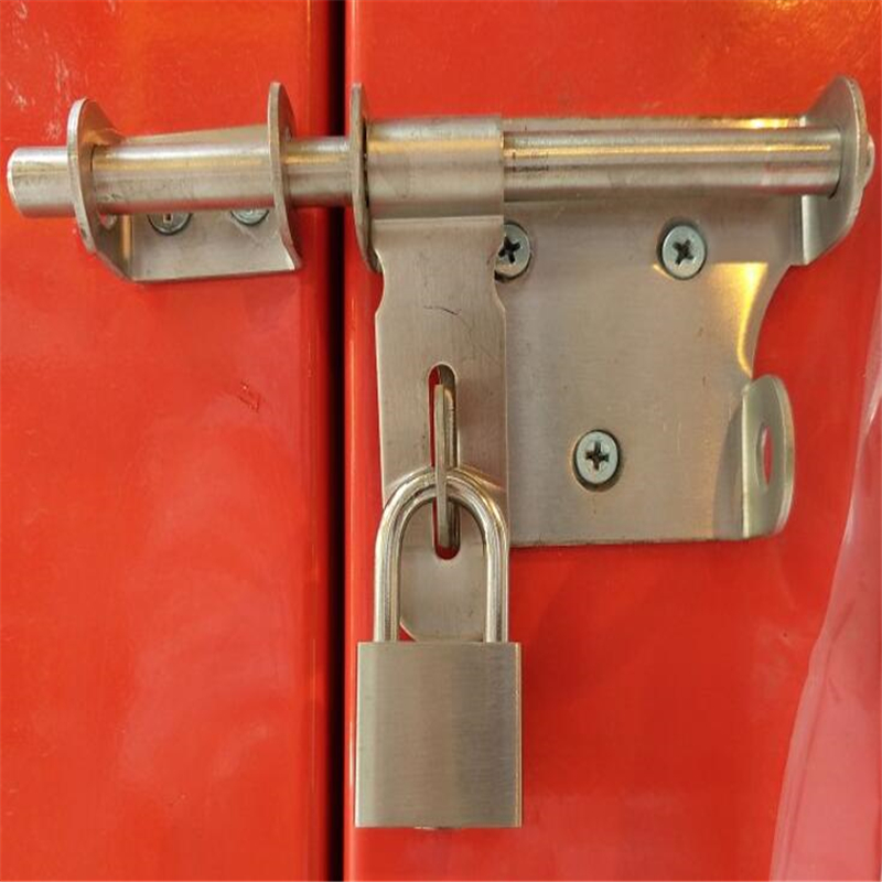 Window <font><b>Latch</b></font> Door <font><b>Bolts</b></font> Long Silver Stainless Steel Door <font><b>Latch</b></font> Sliding Lock <font><b>Barrel</b></font> <font><b>Bolt</b></font> <font><b>Latch</b></font> Hasp Staple Gate Safety Lock image