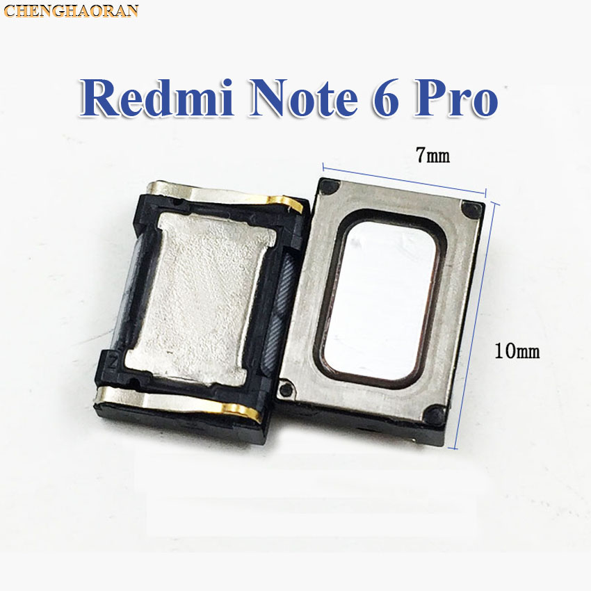 2pcs Earpiece Speaker Sound Speaker Receiver For Xiaomi Redmi 1 2 3 4 5 5 Plus 5A 4X 4A 3S 2A Redmi Note pro 1s Repair Parts in Mobile Phone Flex Cables from Cellphones Telecommunications