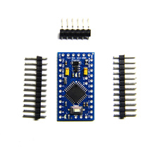 1pcs Pro mini ATMEGA328P 3.3V 8M 100%New Original 10pcs lot atmega328p atmega328p au qfp32 new
