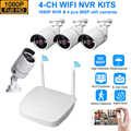 Draadloze Wifi 4CH 1080N Ahd 960P Cctv Camera Security System Ir Nachtzicht Ons