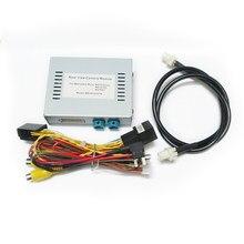 Samochód aktywnymi wskazówkami dotyczącymi parkowania dla 2015 mercedes-benz interfejs kamery GLA/GLE/GLC NGT5.0/5.1 system