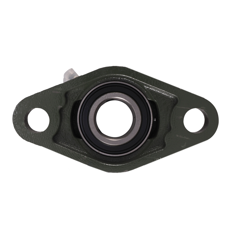 "UCFL205-16 1/"" Flange Block Mounted Bearing Cast Iron Housing 3//8/"" Bolt Qty 2"