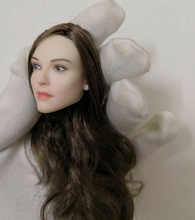 In Stock 1/6 Scale Ellen Page Female Women Head Sculpt Carved Accessory Model For 12 inches Phicen Figure Action Body sass page 6
