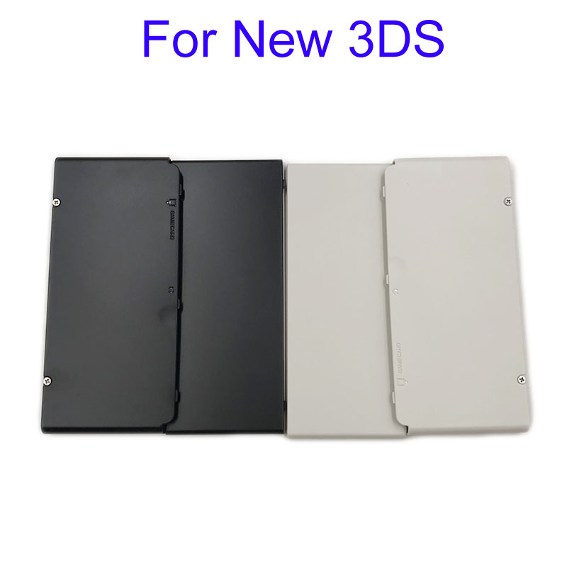 5pcs For Nintendo New 3DS 2015 Version Zierblende Faceplate Cover Plates Upper And Back Battery Housing Shell Case