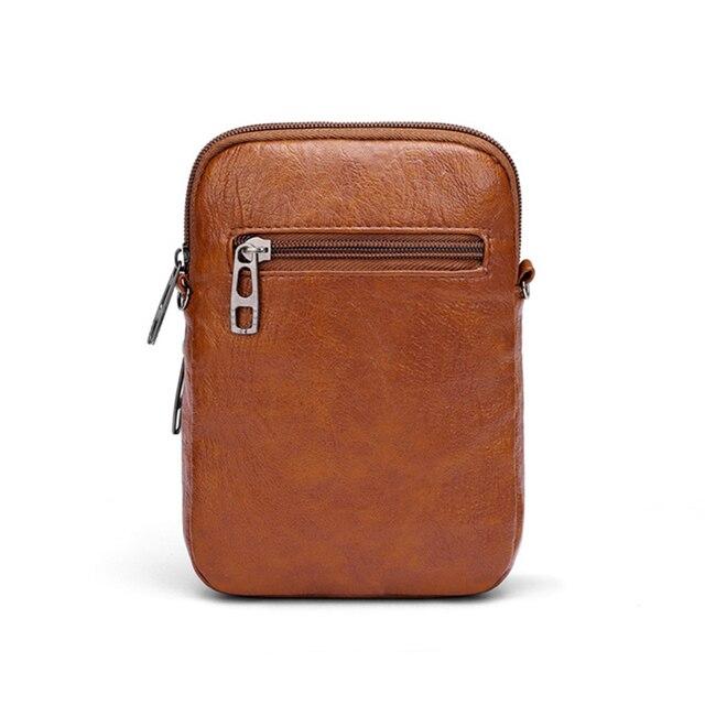 Fashion Mini Shoulder Bag Cell Phone Purse Crossbody Bag 3