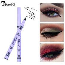 Women Slim BlackLiquid Eyeliner Pencil Waterproof Long-lasting Eye Liner Pen Professional Beauty Makeup Cosmetics Tools
