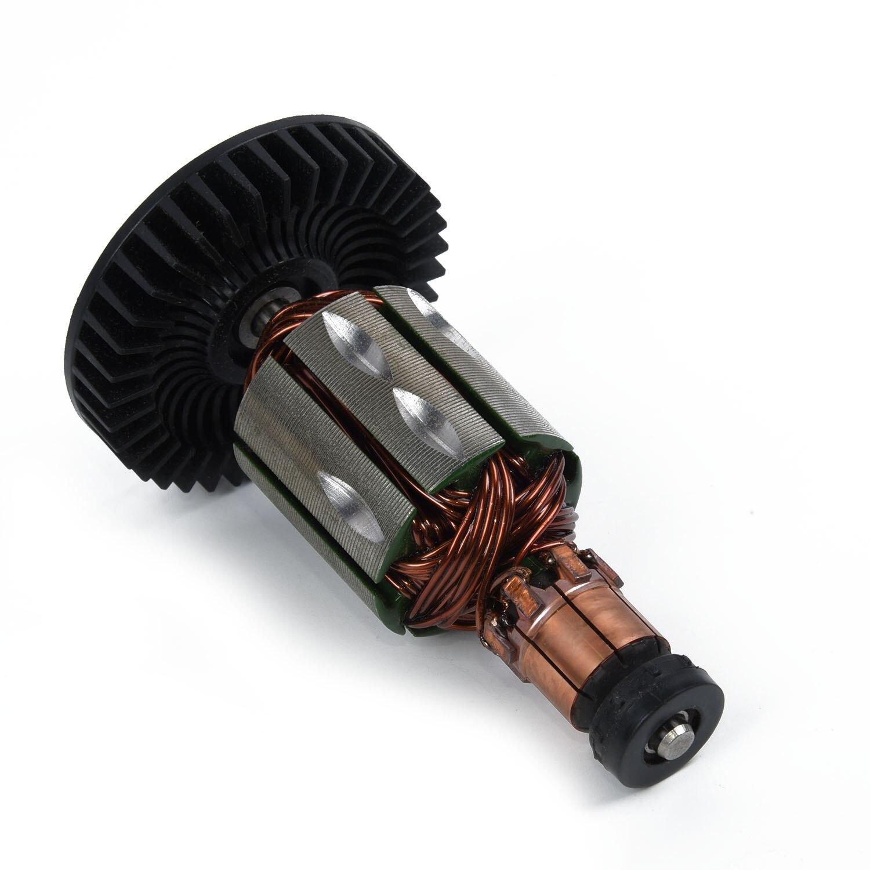 Caps /& Covers Set For Makita BGA450 BGA452 1 Pair CB430 Carbon Brushes