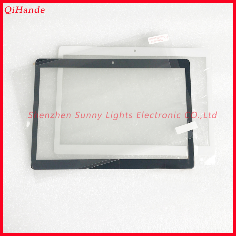 New Touch For 10.1'' Inch Tablet Bravis Nb106m 3g Touch Screen Digitizer Panel Sensor /Tempered Glass Lcd Protector Film