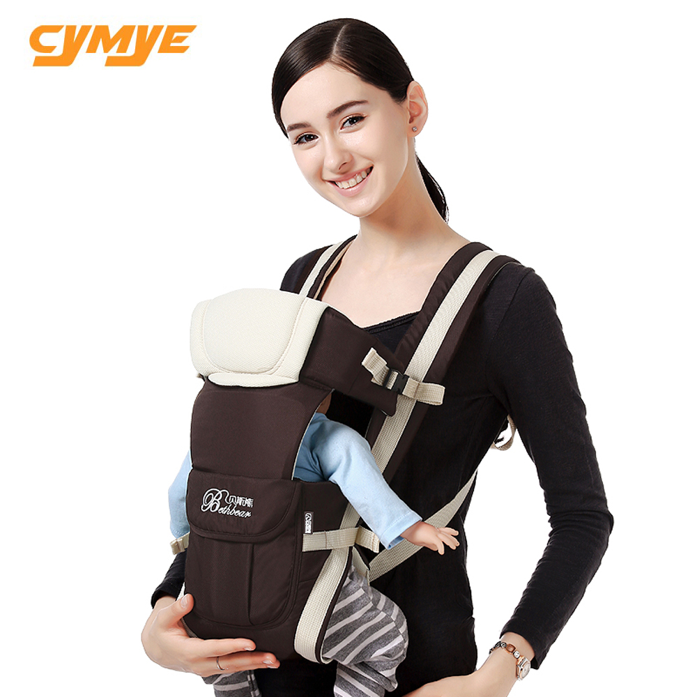 Cymye 0-30 Months Breathable Front Facing Baby Carrier