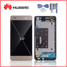 Original For HUAWEI Honor 4C LCD Display Touch Screen Digitizer For Huawei Honor4C Display with Frame G Play MIni CHM-UL00 CL00 for huawei honor 4c pro tit l01 lcd display touch screen digitizer assembly with no frame not fit for honor 4c disply sensor