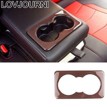 Control System Panel Interior Chromium Auto Automovil Covers Decoration Car Styling Parts Mouldings 18 19 FOR Jaguar XEL