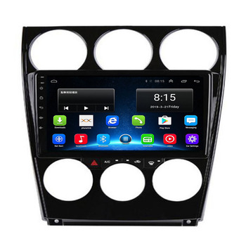 2020 New 9 4G LTE Android 10 For Mazda 6 2002 2003 2004 2005 2006 2007 2008 Multimedia Car DVD Player Navigation GPS Radio image