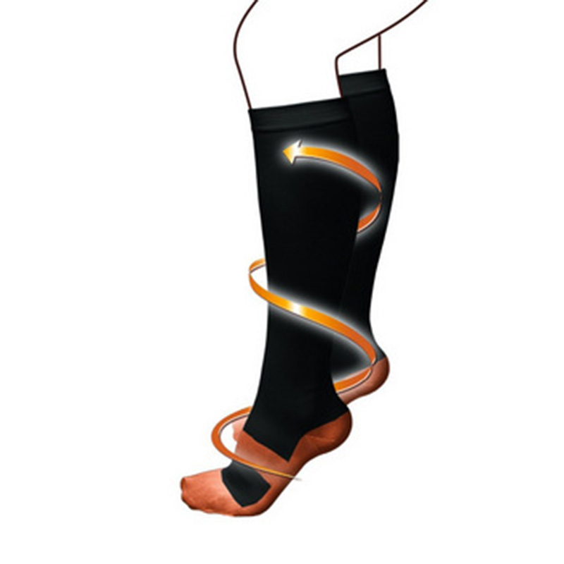 Image 5 - Anti Fatigue Compression Socks Great for travel Varicose veins Women and Men's Miracle copper socks Leg Massager-in Massage & Relaxation from Beauty & Health