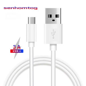 Senhomtog Charger Data-Cable USB Huawei Xiaomi Samsung Type-C for Jeans