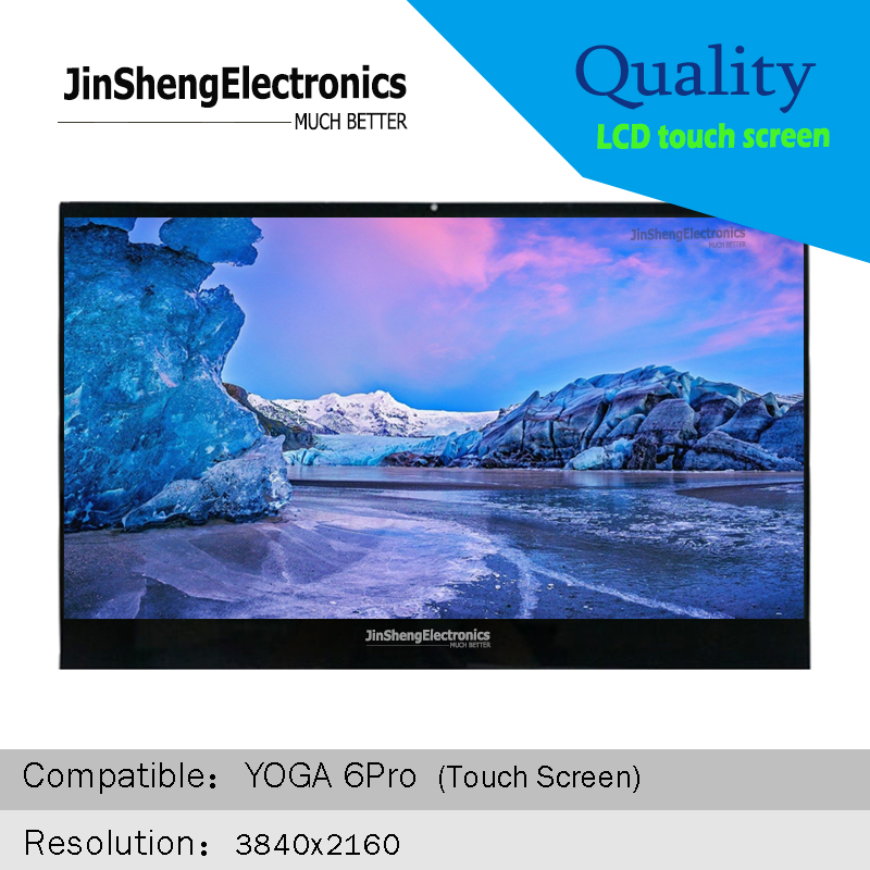 Écran lcd LP139UD1 pour Lenovo Yoga 6 Pro 13. 9 écran tactile lcd 4K 3840x2160 LP139UD1