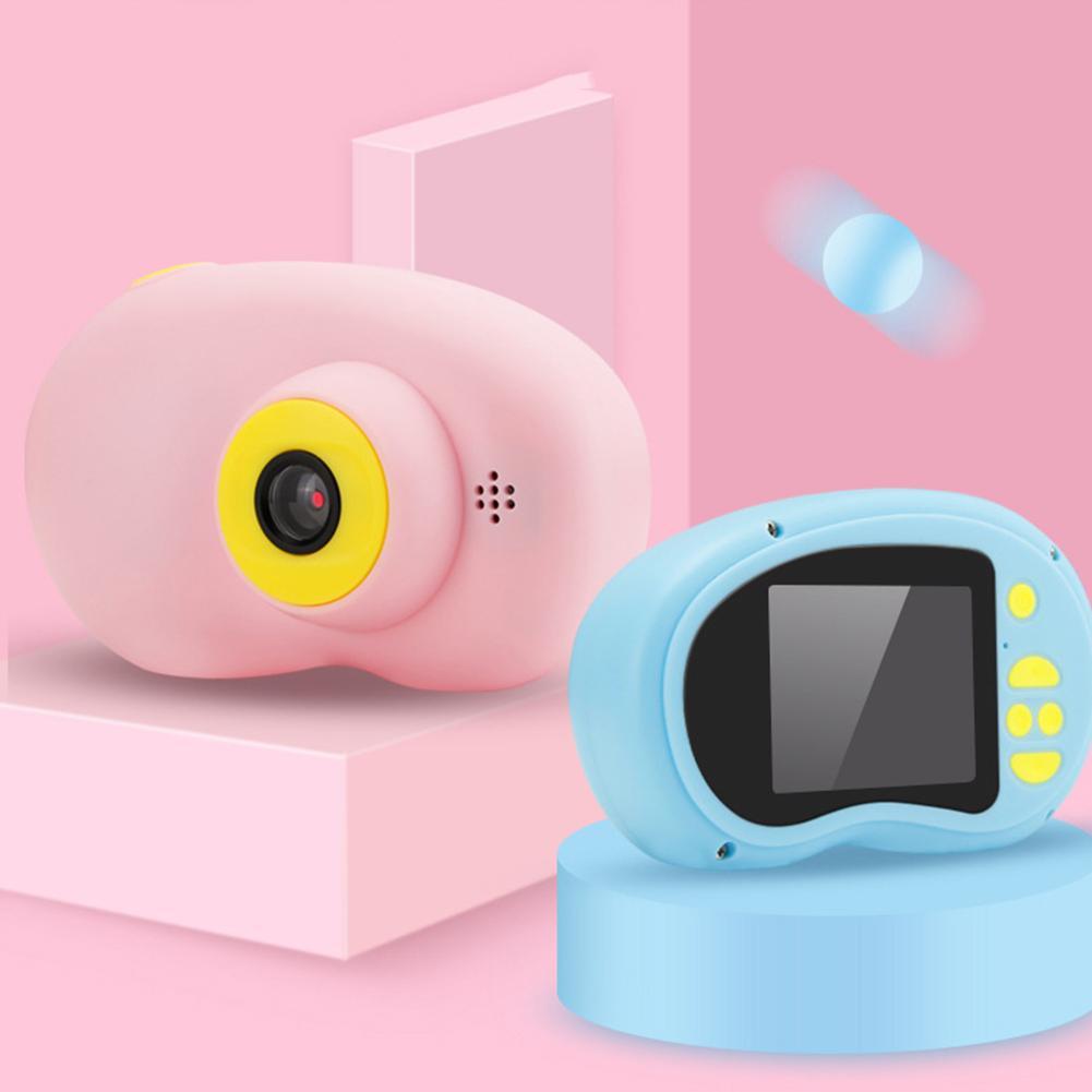 New Children Mini Cute Video Camera 2.0 Inch Take Picture Camera 1080P HD Kids Digital Camera For Boys Girls Best Gifts