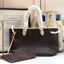 Bolso de compras clásico, bolso grande de lujo de marca de diseñador, bolso de mano para mujer, bolso grande decorativo para mujer