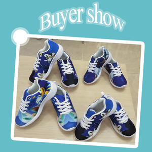 Image 5 - 2019 Fashion Childrens Shoes Sneakers for Children Boys Girl Pretty Sonic the Hedgehog Kids Casual Flats Breath Lace up Shoes