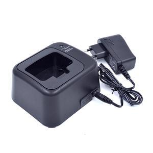 Image 4 - Nueva radio 110 V 240 V cargador de batería de dos vías para BP 272 batería de iones de litio para ICOME para ID 51E ID 31E radio de 2 vías