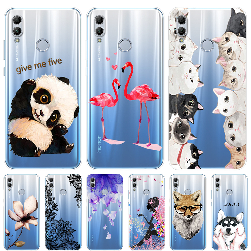 6.21'' For Huawei Honor 10 Lite Case Silicone Soft TPU Phone Case For Huawei Honor 10 Lite Case Coque Honor10 Lite 10Lite Cover