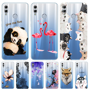 6.21'' For Huawei Honor 10 Lite Case Silicone Soft TPU Phone Case For Huawei Honor 10 Lite Case Coque Honor10 Lite 10Lite Cover(China)