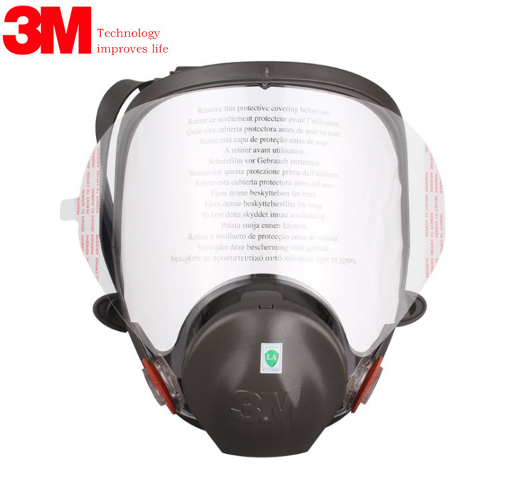 1/5/10PCS 3M 6885 RESPIRATOR LENS Protective Film COVER USE For 3M 6800 Full Face Dust Gas Respirator Mask