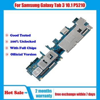 Wysokiej jakości wersja Wifi 16GB płyta główna płytka do Samsung Galaxy Tab 3 10 1 P5210 płyta główna logiczna płyta główna tanie i dobre opinie LISFG For Samsung Galaxy Tab 3 10 1 P5210 Wewnętrzny Original Unlocked Disassemble and Used In Stock Shenzhen Guangdong China(mainland)