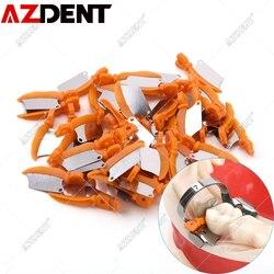 50 Stks/pak Dental Prime Tanden Interproximal Dental Stalen Wig Dental Gereedschap Tanden Wedge S/M Maat Kan Sterilizable Hergebruik type