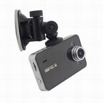1080P Car DVR Camera Driving Recorder 2.4 Inch K6000 Night Camcorder Driving Bird View Panorama Camera image
