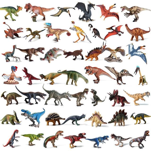 Oenux מקורי פרהיסטורי עולם דינוזאור טירנוזאורוס Therizinosaurus ספינוזאור פעולה דמויות דינוזאורים היורה דגם צעצועים