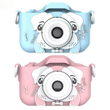 Toys Camera Birthday-Gift Kids 1080P for Children Color-Display