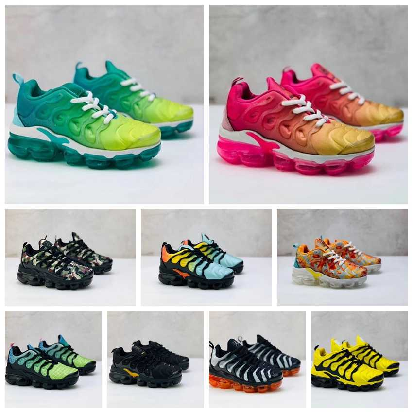 Kids TN Plus shoes Sports Running Shoes