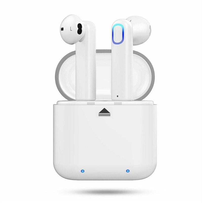 G11 TWS wireless Bluetooth 5.0 headset 6D bass  PK w1 chip 1:1 i10 i20 i60 tws i12 for iPhone Airdots