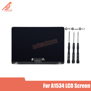 """Assembly New A1534 LCD Display Panel For Apple Macbook Retina 12"""" A1534 LCD Display Panel 2015 Year"""