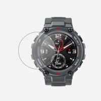 Película protectora de vidrio templado para Xiaomi reloj inteligente Huami Amazfit t-rex T Rex Smart Watch Protector de pantalla