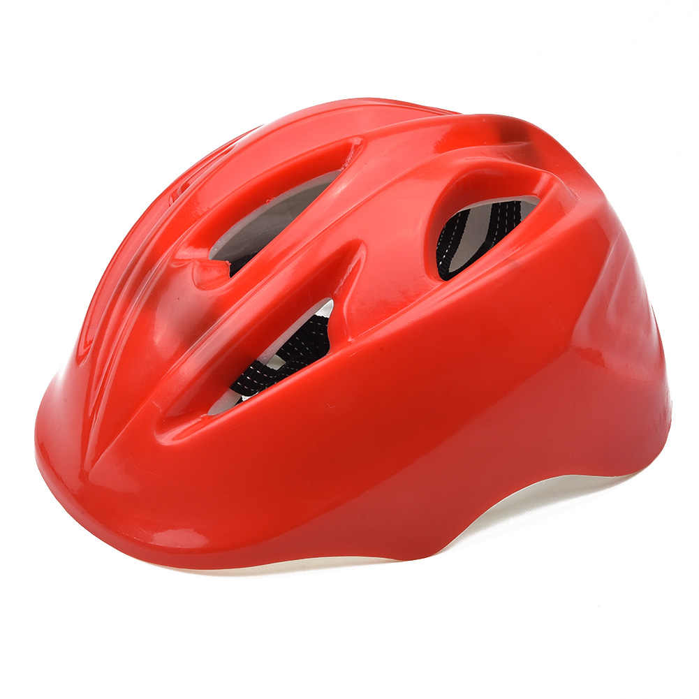 Safety Helmet Protective Gear For Kids Children Cover Bicycle Cycling Accessory