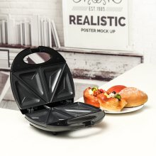 750 Вт многофункциональная электрическая сэндвич-машина для яиц, мини-гриль для хлеба, вафельная блинница, тостер, блинная машина для выпечки завтрака