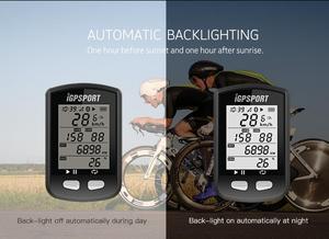 Image 4 - IGPSPORT IGS10 Waterproof מחשב מד מהירות אלחוטי אופני GPS