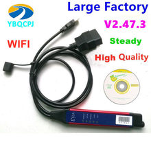 Qualidade a VCI-3 para vci3 v2.47.3 vci3 scanner 2.47.3 wifi sem fio diagnóstico-ferramenta atualização vci2 2.47