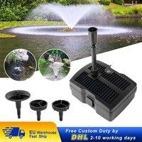 Bomba de fuente 4 en 1 de 2500 L/H, 24W, 28W, 57W, CUF-2505, filtro de estanque, UV, clarificador, sumergible, para acuario y jardín