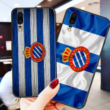 Yinuoda Phone Case For RCD Espanyol FC Huawei P9 lite P10 Shell DIY P8 2017 mate 10 P30 NOVA mate20