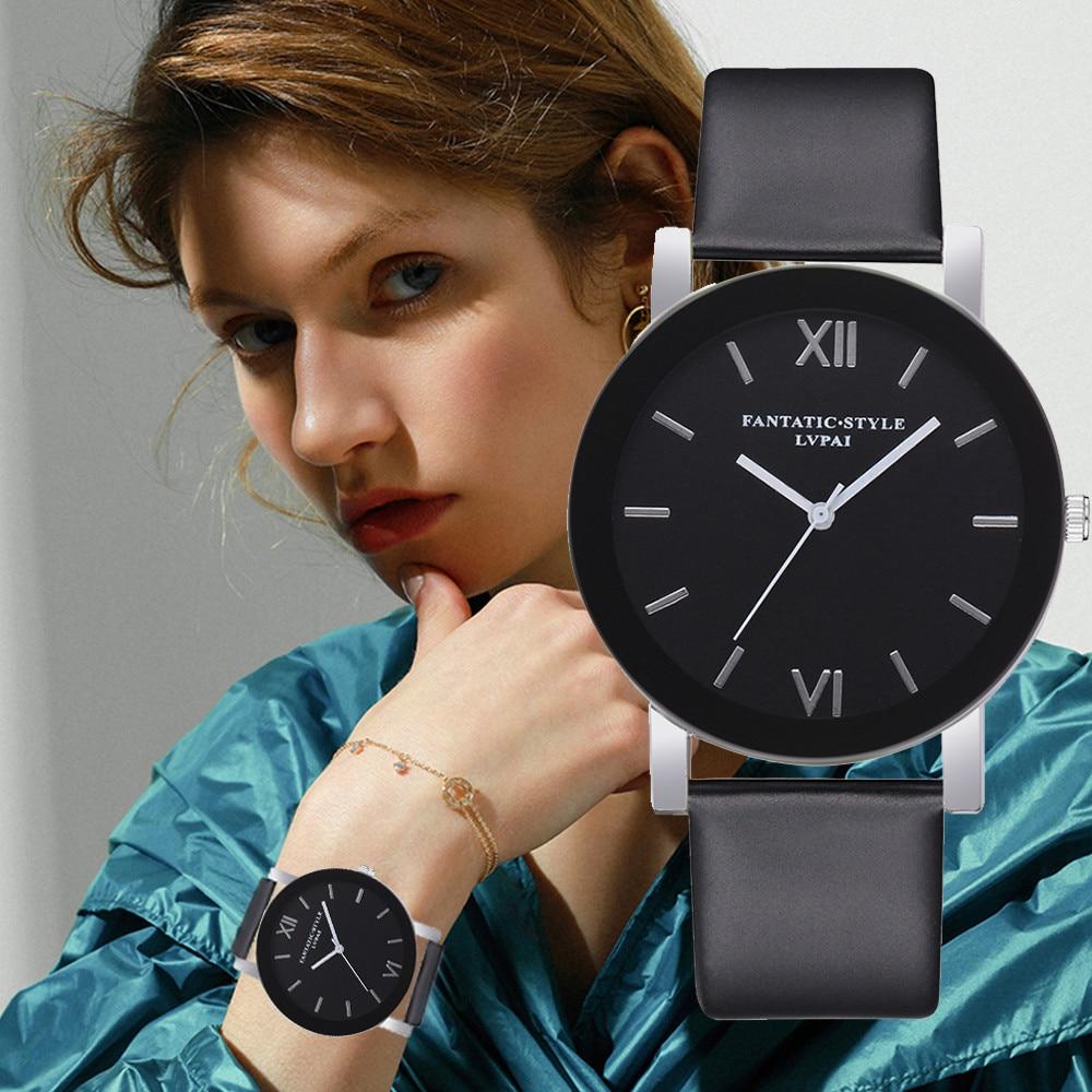 Casual Women Romantic Wrist Watch Leather Rhinestone Designer Ladies Clock Simple Gfit Montre Femme Christmas Gift Ceasuri Hot&5