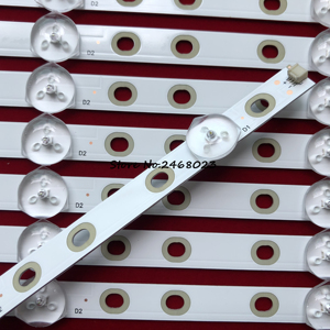 Image 3 - One Set=16pieces for Led Backlight KDL 65W850 650TV02 V3 CX 65S03E01 2B762 0A 565 3850 CX 65S03E01 2B753 0 A 5CN 3182 V 8 Lamps
